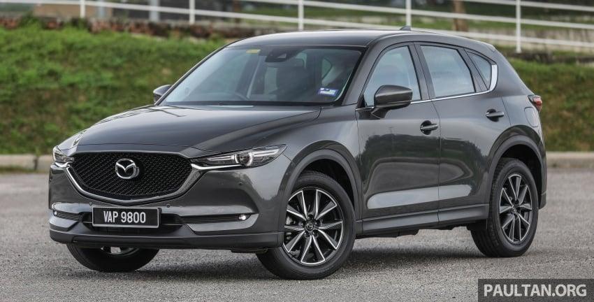 Mazda CX-5 – spec-by-spec comparison, full galleries Image #772342