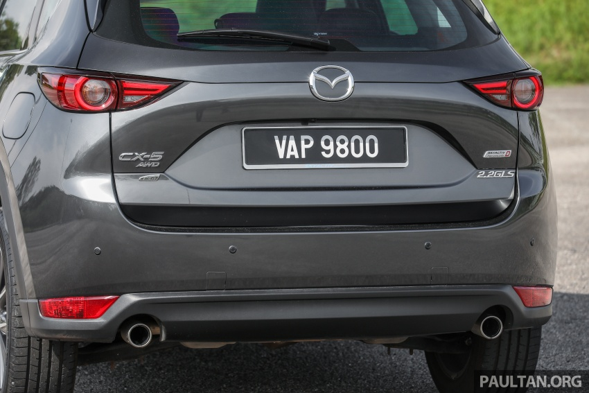 Mazda CX-5 – spec-by-spec comparison, full galleries Image #772363