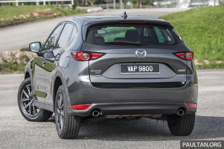 Mazda CX-5 – spec-by-spec comparison, full galleries Image #772345