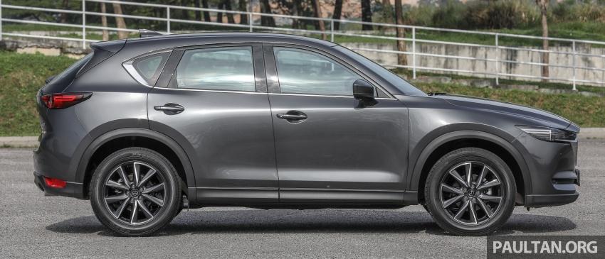 Mazda CX-5 – spec-by-spec comparison, full galleries Image #772346