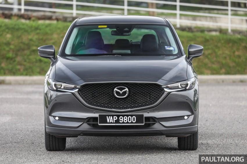 Mazda CX-5 – spec-by-spec comparison, full galleries Image #772347