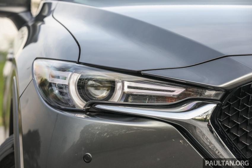 Mazda CX-5 – spec-by-spec comparison, full galleries Image #772350