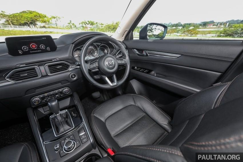 Mazda CX-5 – spec-by-spec comparison, full galleries Image #772397