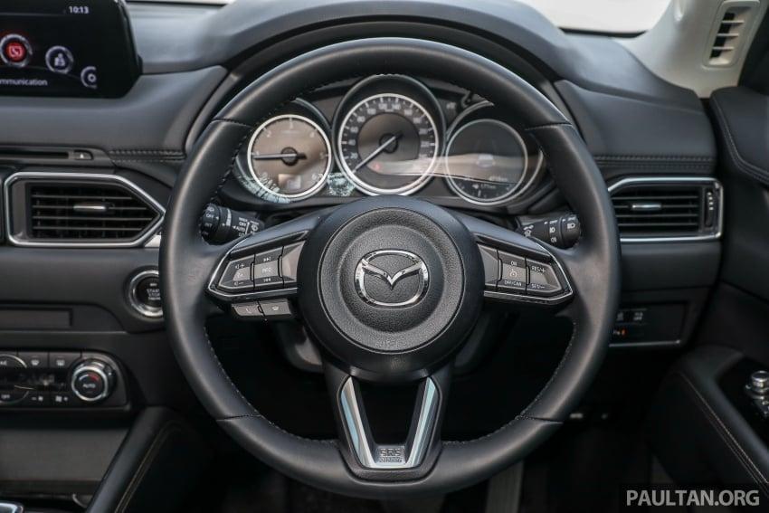 Mazda CX-5 – spec-by-spec comparison, full galleries Image #772378