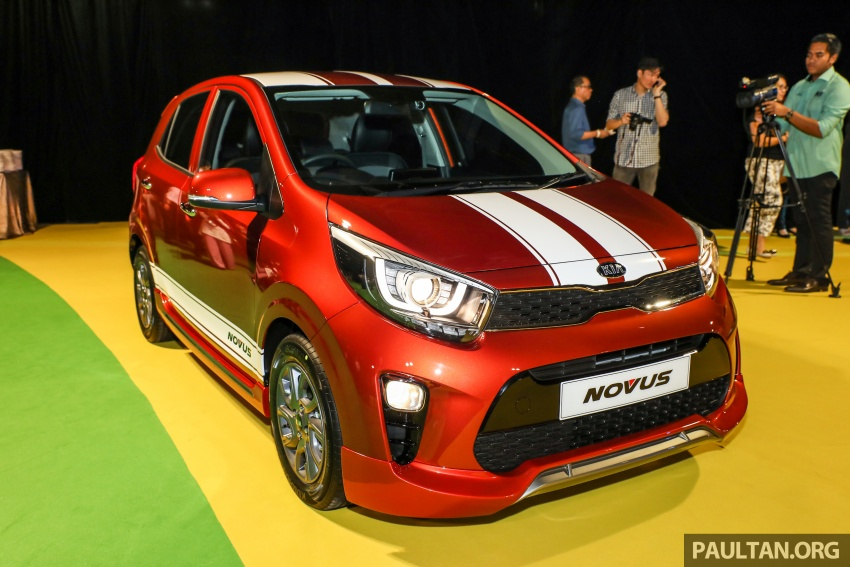 2018 Kia Picanto launched in Malaysia – RM49,888 Image #759227