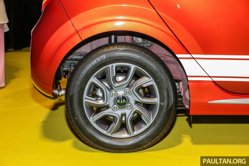 2018 Kia Picanto launched in Malaysia – RM49,888 Image #759253