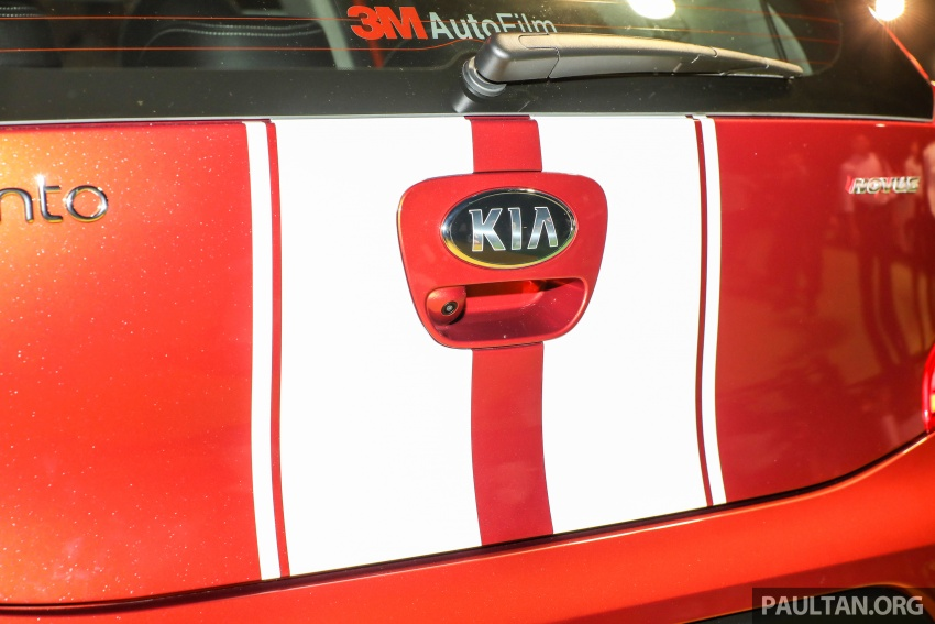 2018 Kia Picanto launched in Malaysia – RM49,888 Image #759257