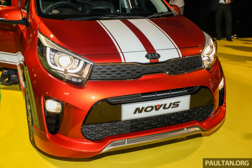 2018 Kia Picanto launched in Malaysia – RM49,888 Image #759236