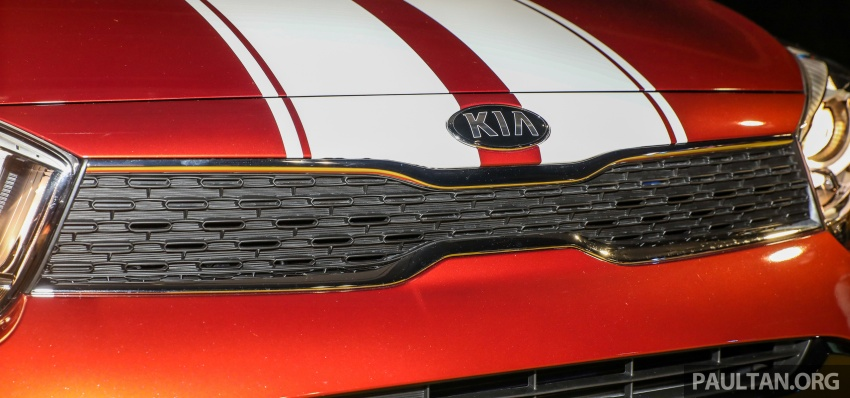 2018 Kia Picanto launched in Malaysia – RM49,888 Image #759238