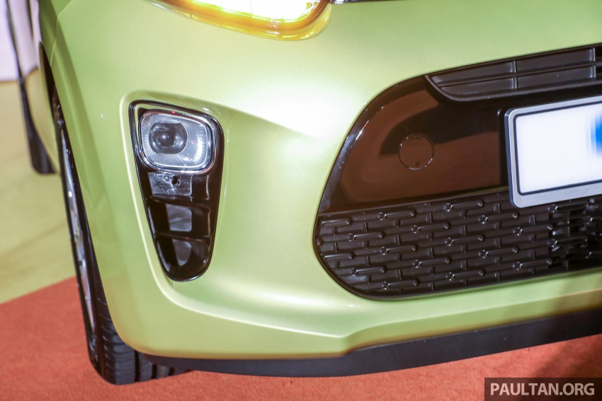 2018 Kia Picanto launched in Malaysia – RM49,888 Image #759157