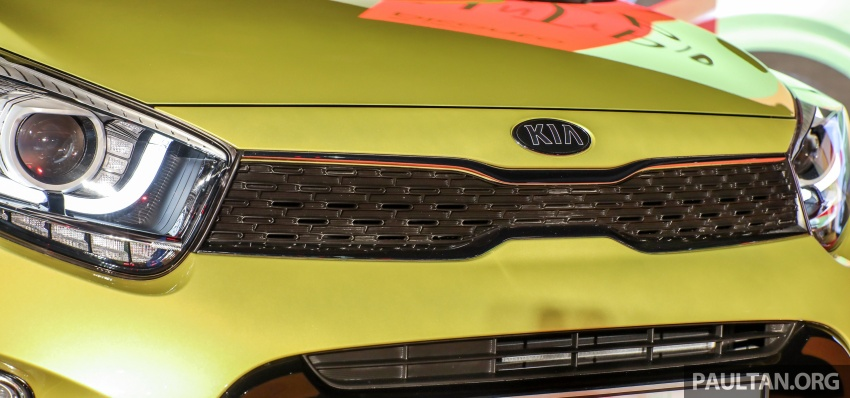 2018 Kia Picanto launched in Malaysia – RM49,888 Image #759158