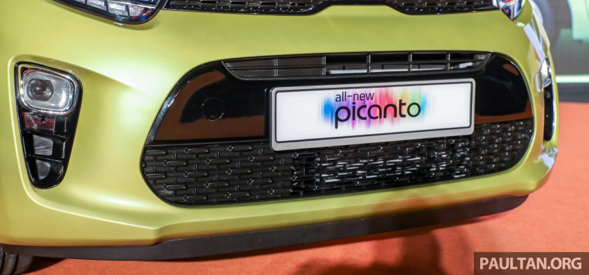 2018 Kia Picanto launched in Malaysia – RM49,888 Image #759159