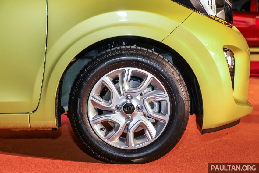 2018 Kia Picanto launched in Malaysia – RM49,888 Image #759163