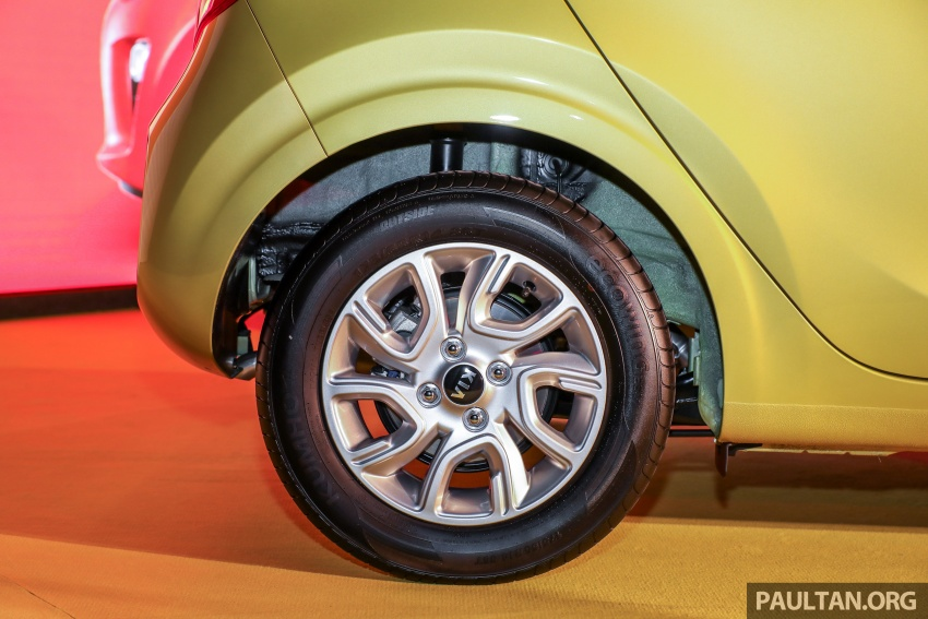 2018 Kia Picanto launched in Malaysia – RM49,888 Image #759165