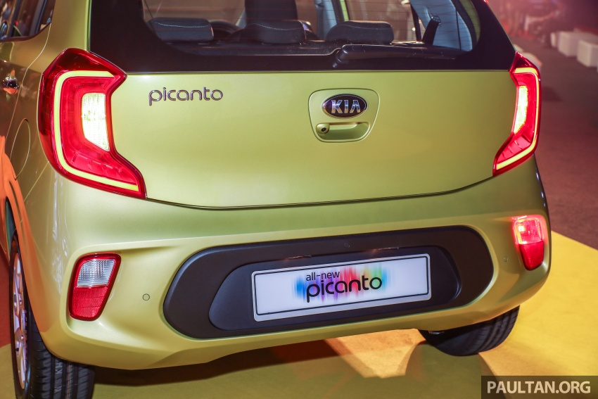 2018 Kia Picanto launched in Malaysia – RM49,888 Image #759166