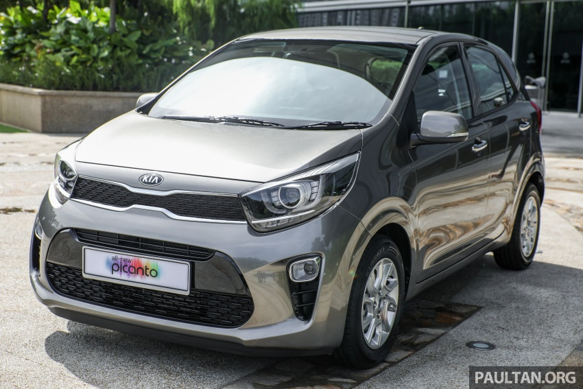 2018 Kia Picanto launched in Malaysia – RM49,888 Image #759139