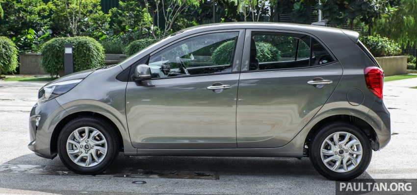 2018 Kia Picanto launched in Malaysia – RM49,888 Image #759142