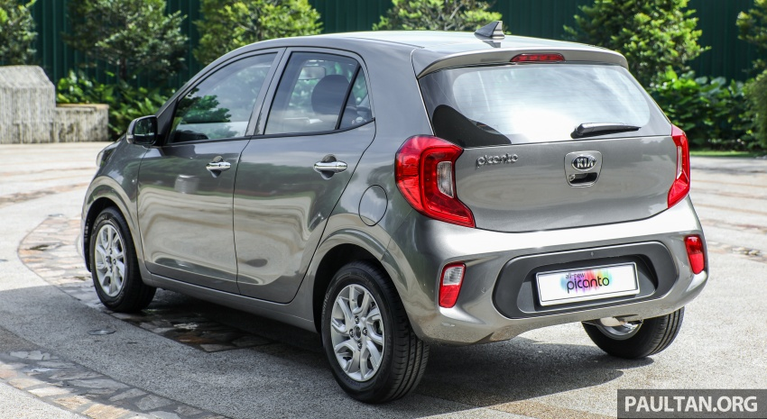 2018 Kia Picanto launched in Malaysia – RM49,888 Image #759144