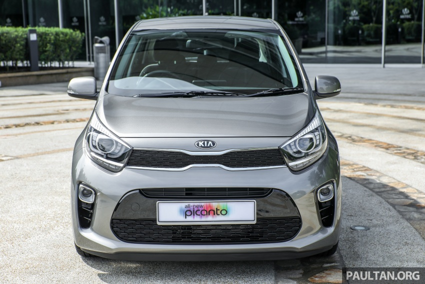 2018 Kia Picanto launched in Malaysia – RM49,888 Image #759152