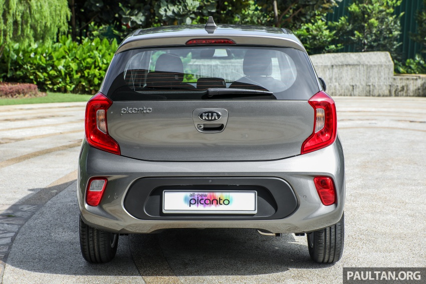 2018 Kia Picanto launched in Malaysia – RM49,888 Image #759153