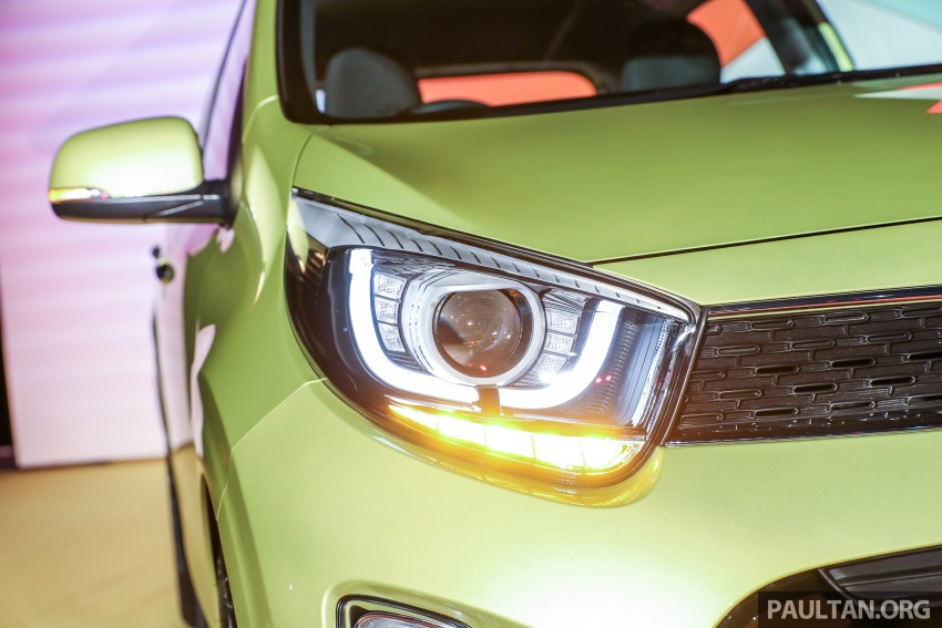 2018 Kia Picanto launched in Malaysia – RM49,888 Image #759156
