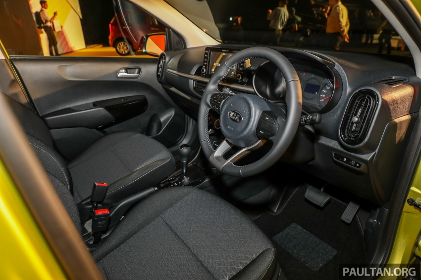 2018 Kia Picanto launched in Malaysia – RM49,888 Image #759177