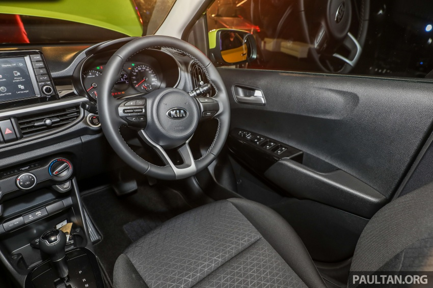 2018 Kia Picanto launched in Malaysia – RM49,888 Image #759201