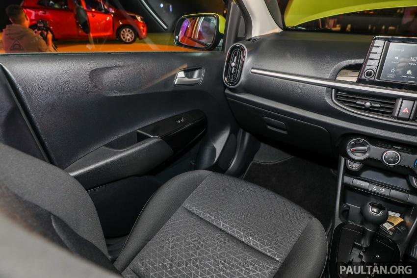 2018 Kia Picanto launched in Malaysia – RM49,888 Image #759202