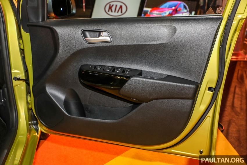 2018 Kia Picanto launched in Malaysia – RM49,888 Image #759206