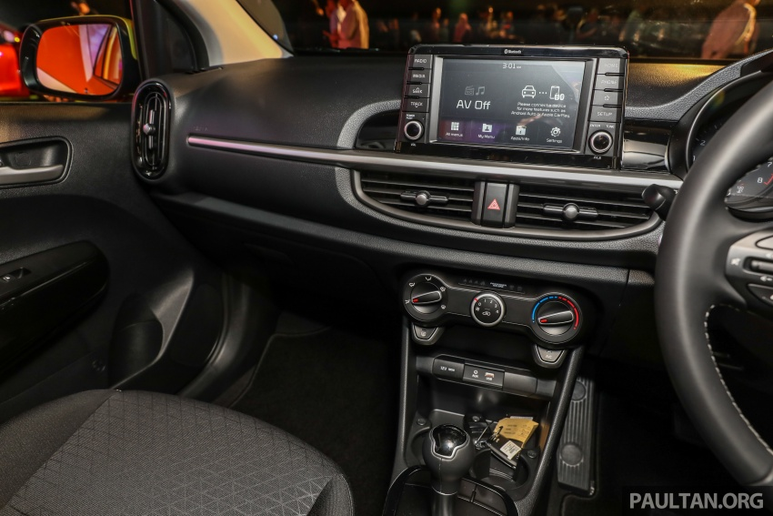 2018 Kia Picanto launched in Malaysia – RM49,888 Image #759181