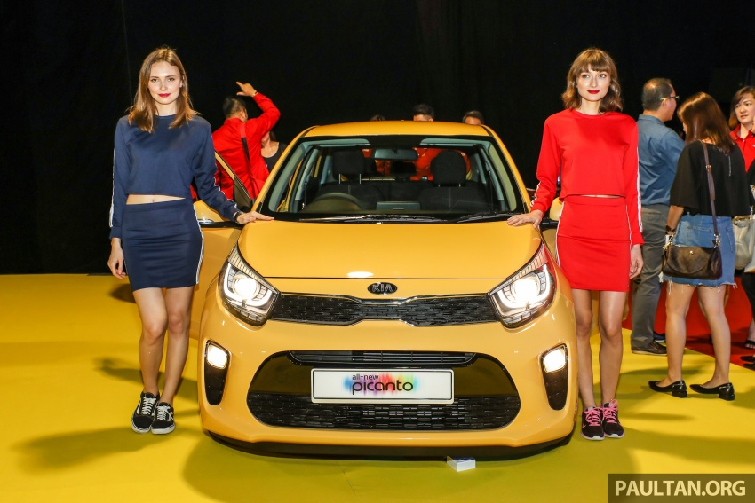 2018 Kia Picanto launched in Malaysia – RM49,888 Image #759224