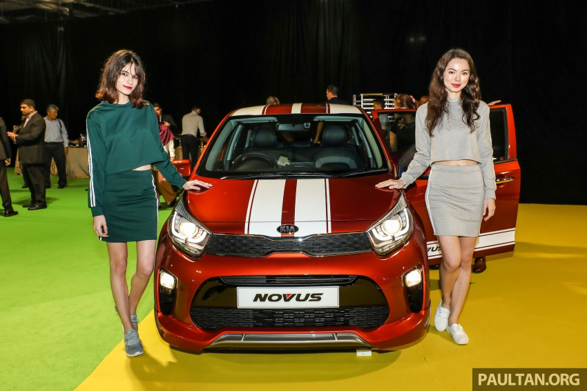 2018 Kia Picanto launched in Malaysia – RM49,888 Image #759225