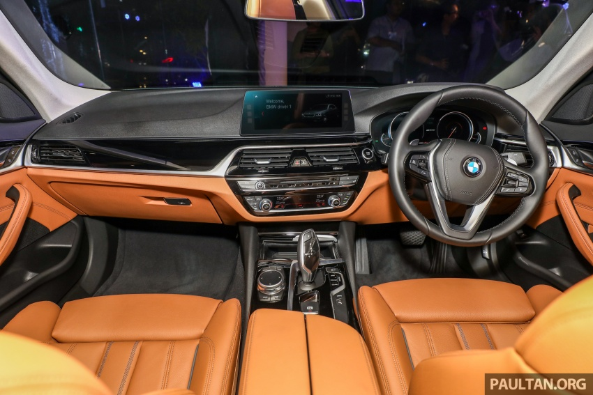 BMW 530e iPerformance plug-in hybrid launched in Malaysia – 252 hp, 0-100 km/h in 6.2 secs, RM344k Image #766748