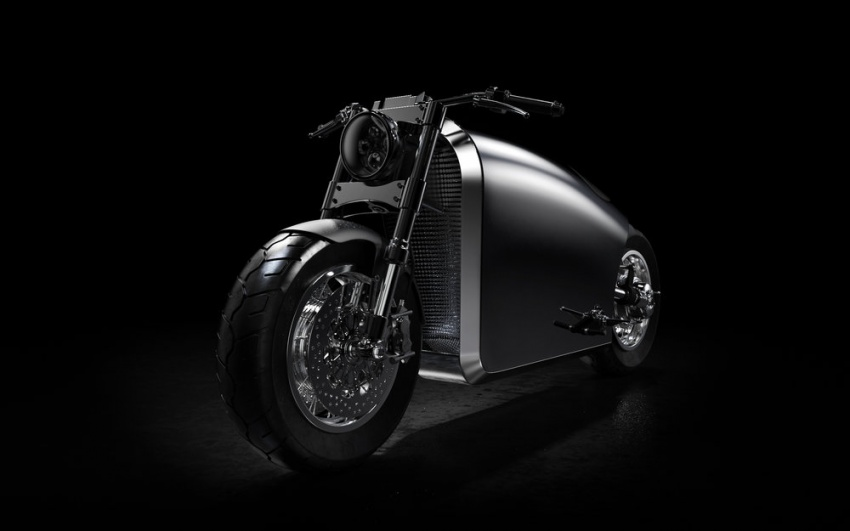 Bandit 9 Odyssey – V-twin or electric, you choose Image #757959