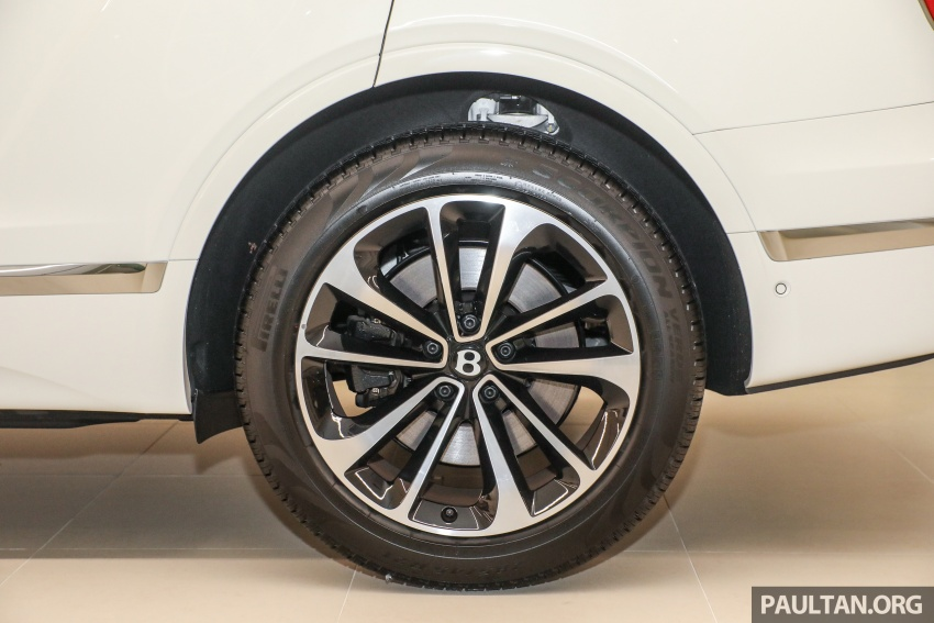 Bentley Bentayga W12 in Malaysia – from RM2 million Image #763449