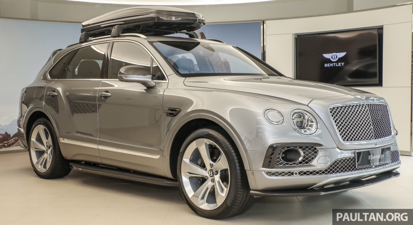 Bentley Bentayga W12 in Malaysia – from RM2 million Image #763454