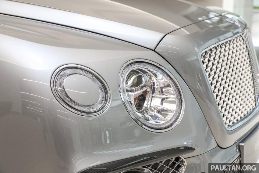 Bentley Bentayga W12 in Malaysia – from RM2 million Image #763471