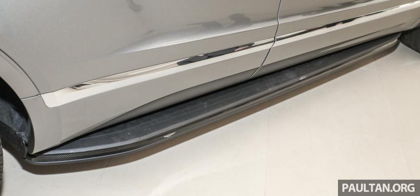 Bentley Bentayga W12 in Malaysia – from RM2 million Image #763491