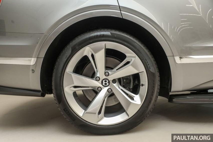 Bentley Bentayga W12 in Malaysia – from RM2 million Image #763499