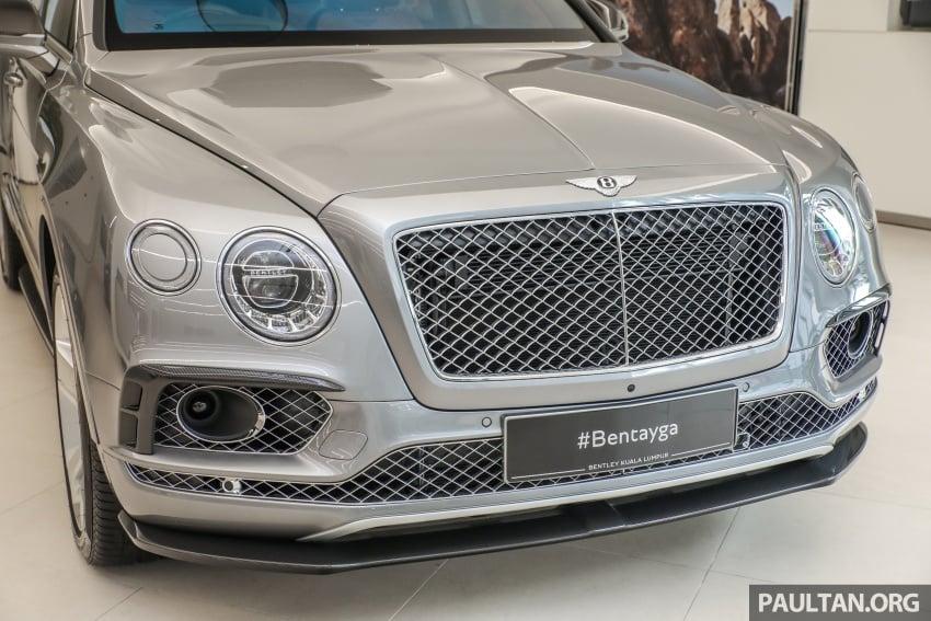 Bentley Bentayga W12 in Malaysia – from RM2 million Image #763468