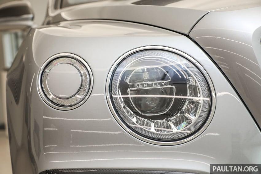 Bentley Bentayga W12 in Malaysia – from RM2 million Image #763470