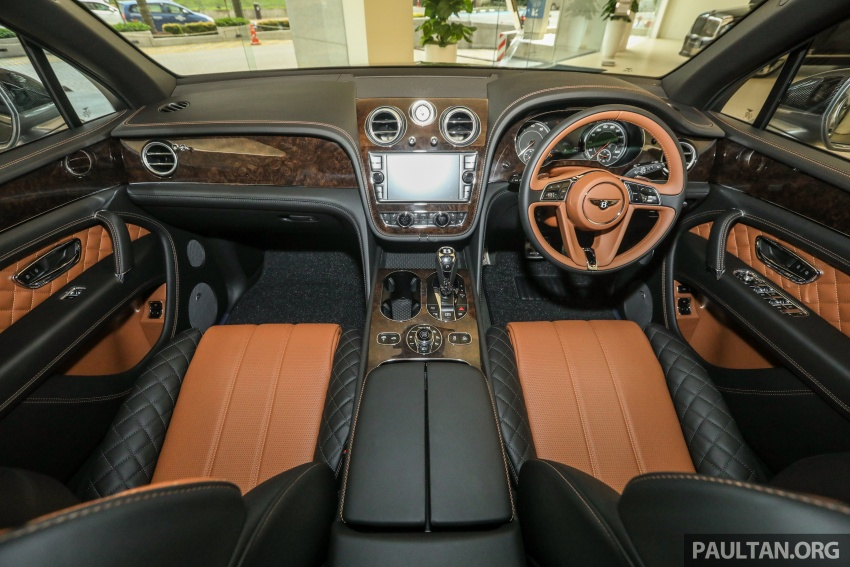 Bentley Bentayga W12 in Malaysia – from RM2 million Image #763525