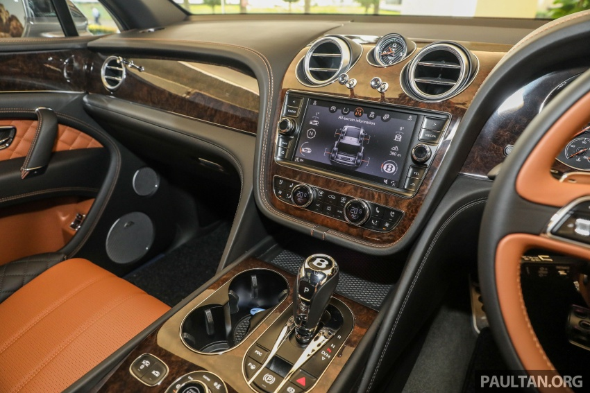 Bentley Bentayga W12 in Malaysia – from RM2 million Image #763556
