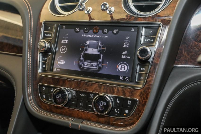 Bentley Bentayga W12 in Malaysia – from RM2 million Image #763559