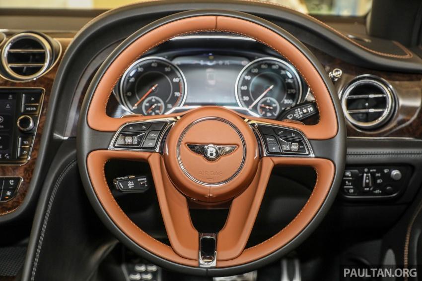 Bentley Bentayga W12 in Malaysia – from RM2 million Image #763528