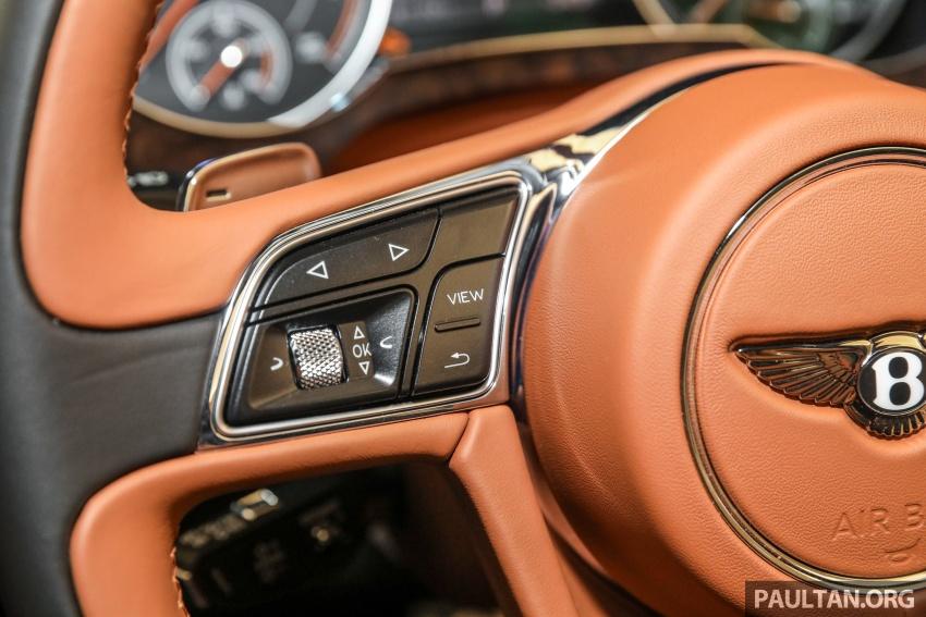 Bentley Bentayga W12 in Malaysia – from RM2 million Image #763531