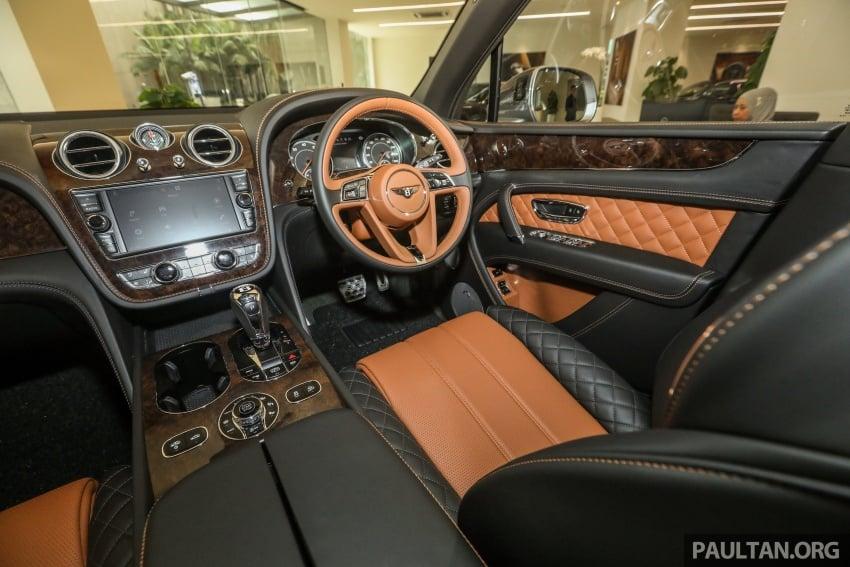 Bentley Bentayga W12 in Malaysia – from RM2 million Image #763624