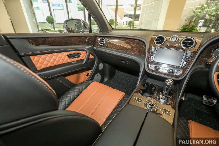 Bentley Bentayga W12 in Malaysia – from RM2 million Image #763626