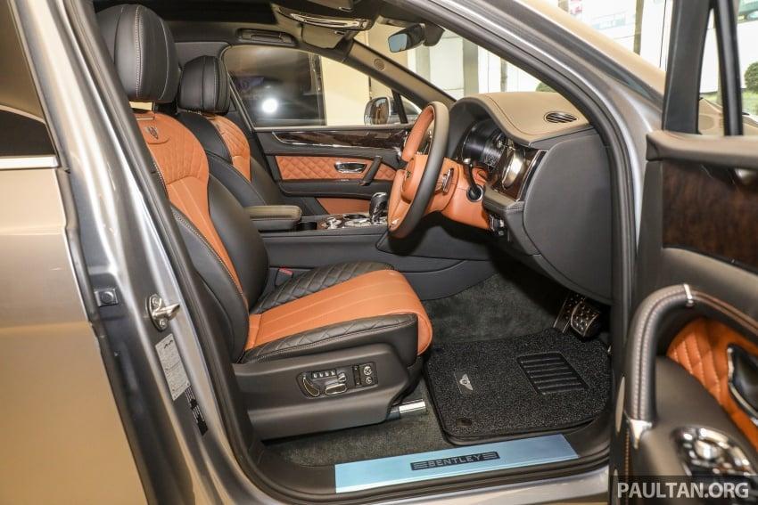 Bentley Bentayga W12 in Malaysia – from RM2 million Image #763627