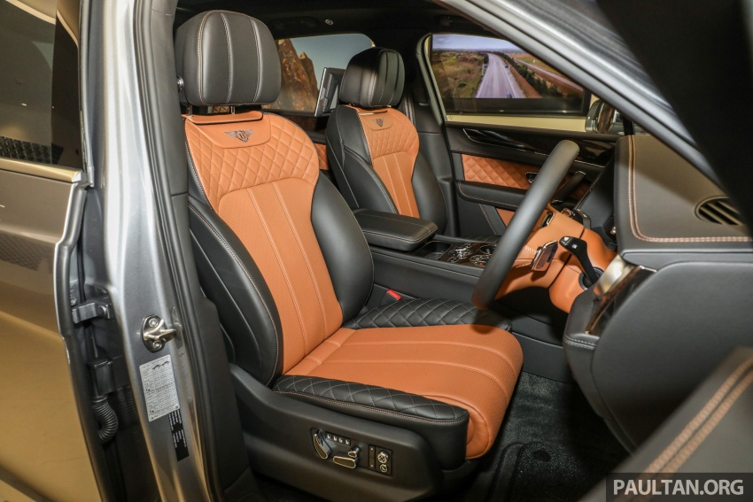 Bentley Bentayga W12 in Malaysia – from RM2 million Image #763629